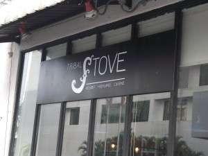 Restoran tu ada makanan tribal sedap :)