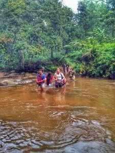 sungai kaki bukit kutu