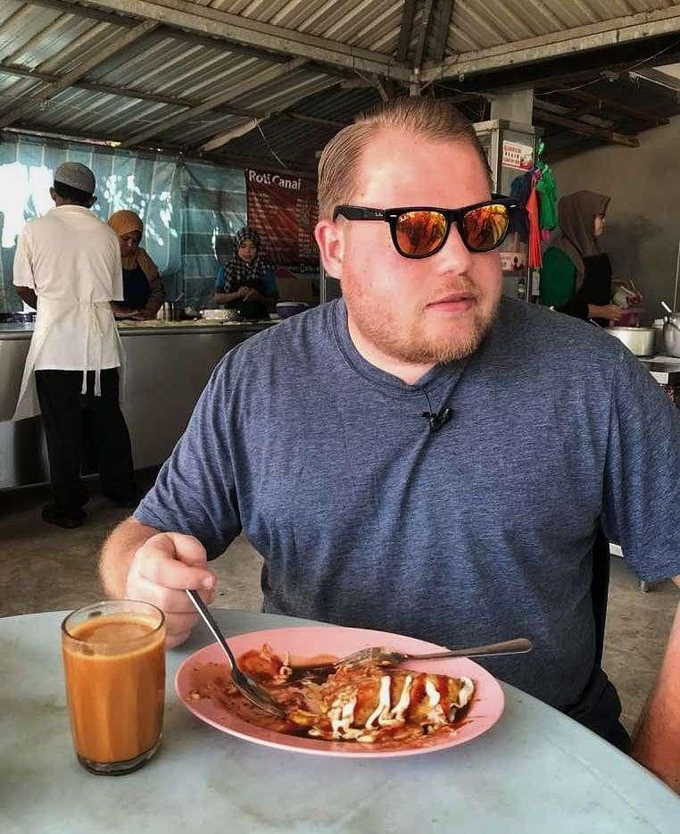 roti canai black pepper langkawi
